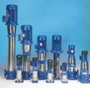 Pompe verticale multietajate complet din INOX